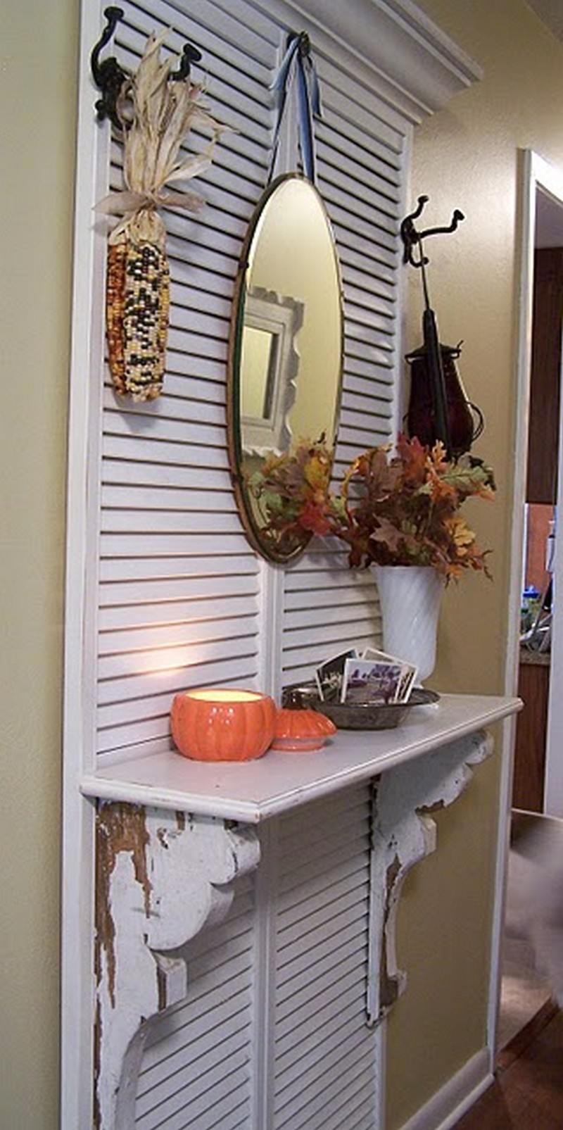 Smart Ways To Repurpose Old Window Shutters The Owner