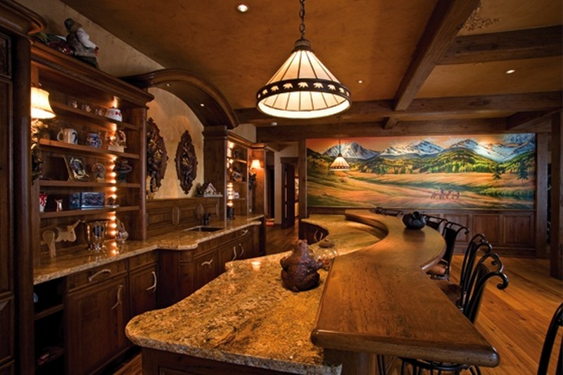 Amazing Log Home   Bar On The Owner Builder Network  Http://theownerbuildernetwork.co/wp Content/blogs.dir/1/files/amazing Log  Home Amazing Log Homu2026