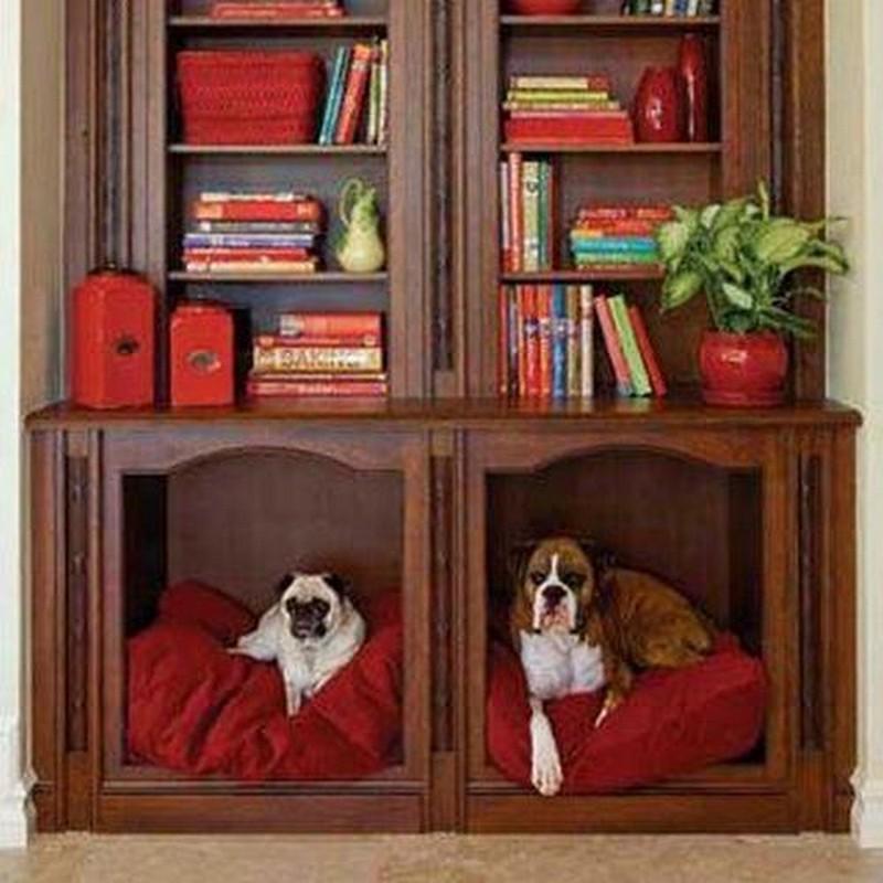 Домик для собаки своими руками для квартиры