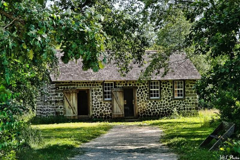 Cordwood - How to build a cordwood house ...