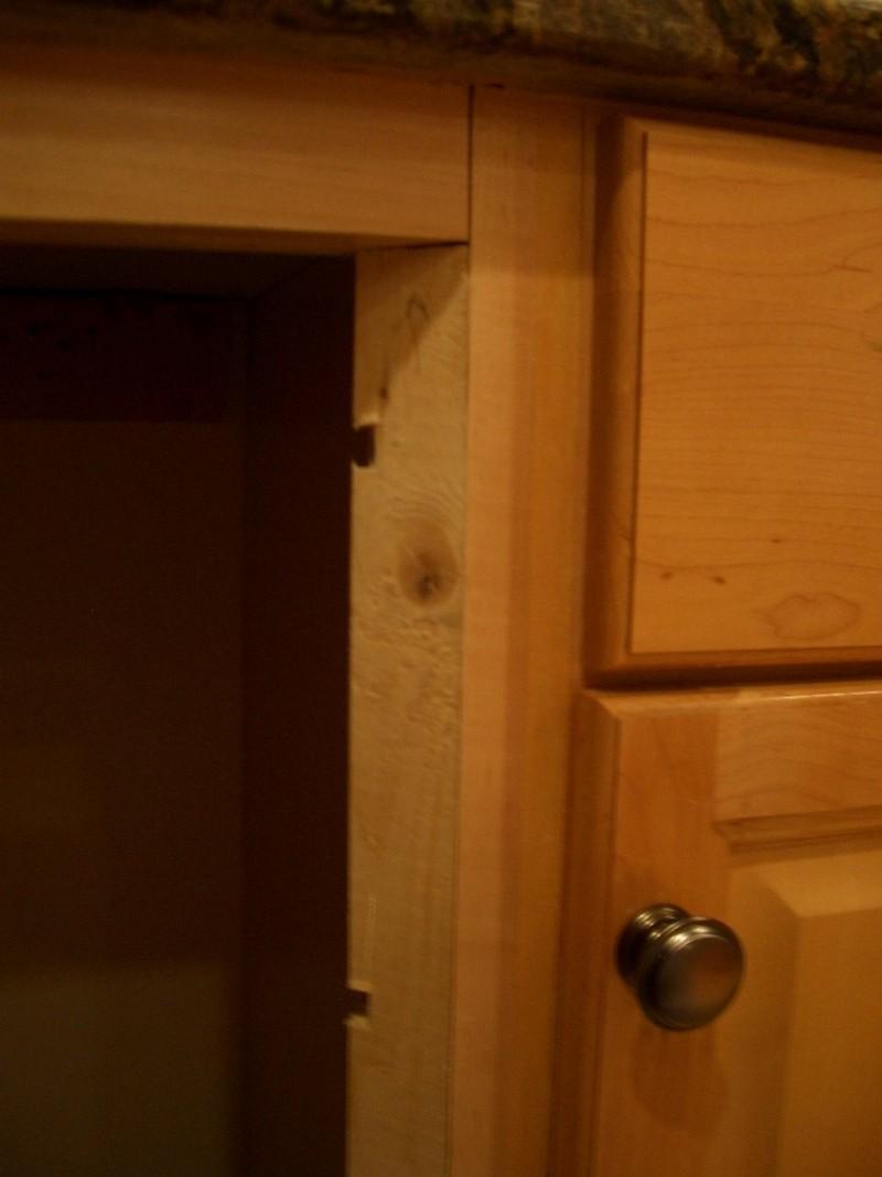 DIY Corner Cabinet Drawers