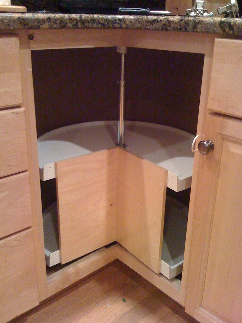 DIY Corner Cabinet Drawers   The Owner-Builder Network: theownerbuildernetwork.co/easy-diy-projects/diy-storage-projects...