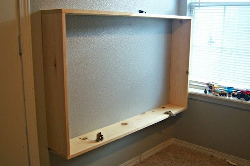 Diy Folding Table - DIY Woodworking Projects