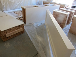 DIY King Size Bed - Bed Frame