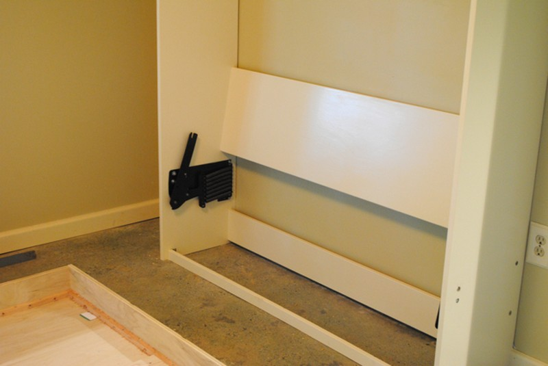 Pin Murphy Wall Bed Diy on Pinterest
