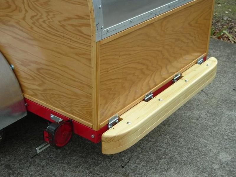 Model Teardrop Trailer Plans Harbor Freight Teardrops N Tiny Travel Trailers