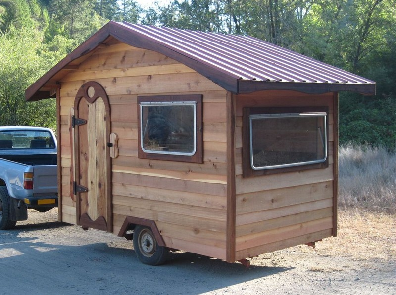 Big Tiny Home On Wheels Tiny House Pins Car Interior Design
