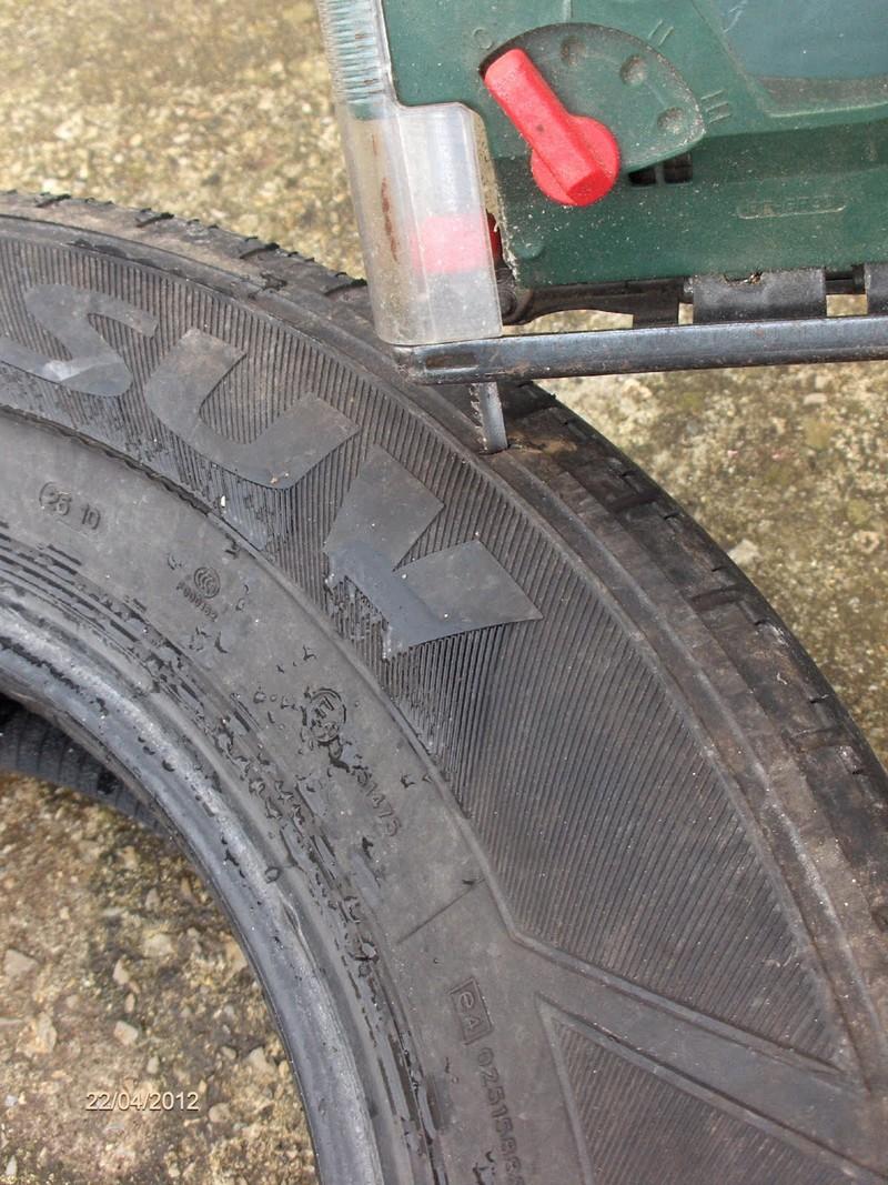 Diy Tire Planter The Owner Builder Network