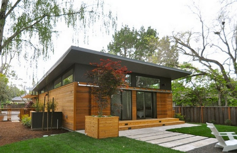 Prefab comes of age the owner builder network for Modular granny flat california