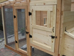 Homemade Chicken Coop - Hen House