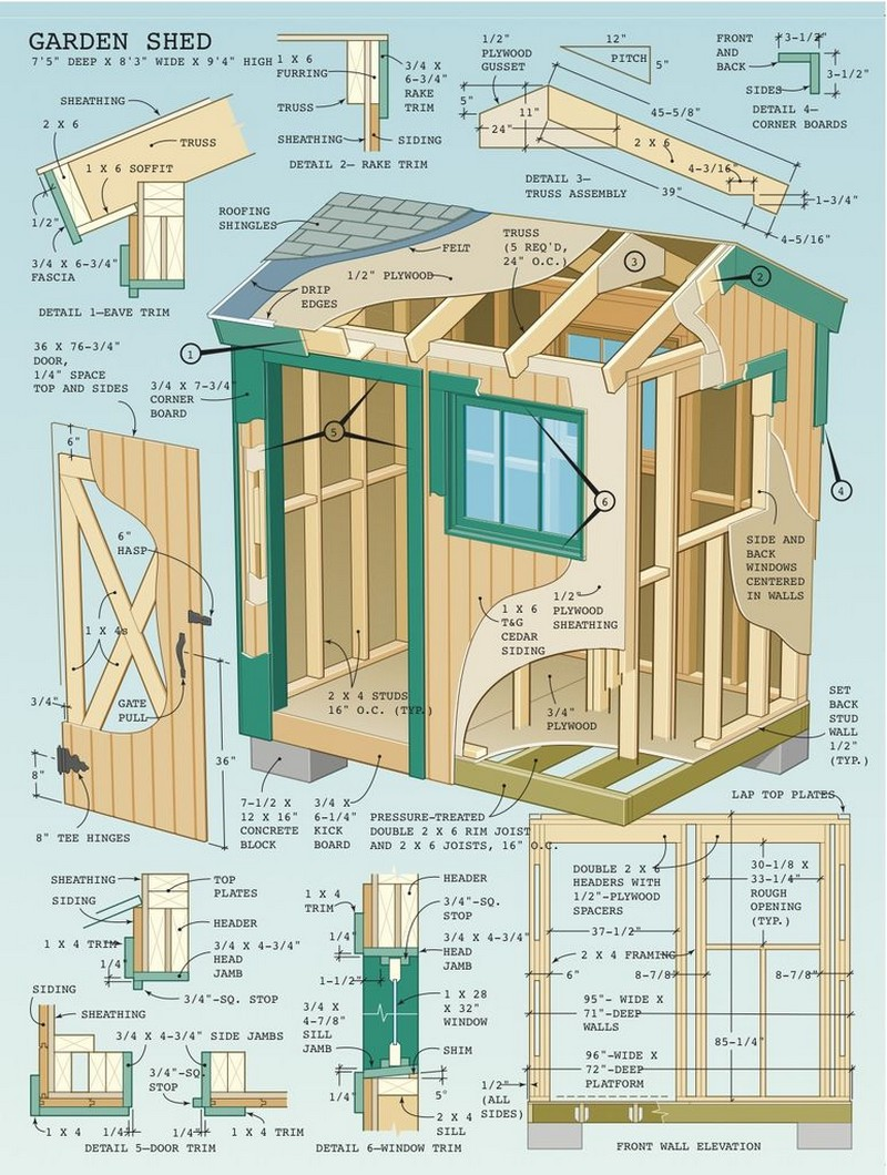 ... plans free, diy network build a shed, building plans farm sheds