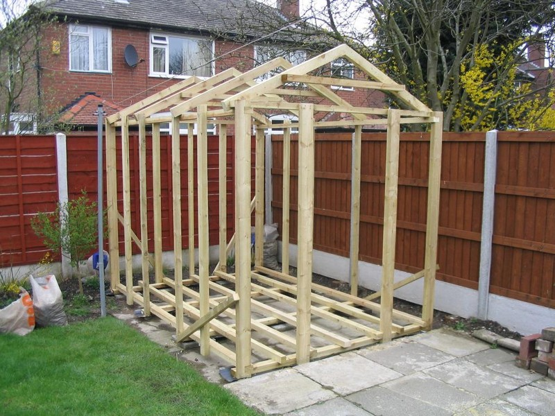 Finding the facts on logical plans in building a shed for Finding a builder