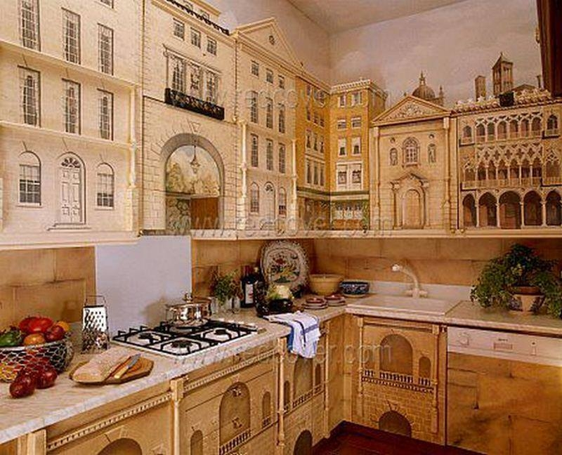 Идеи декора кухни своими руками фото
