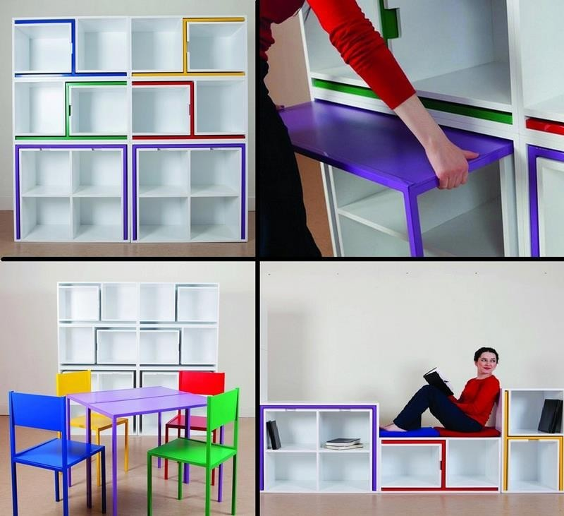 Space saving furnitures on pinterest space saving - Space saving furniture ...