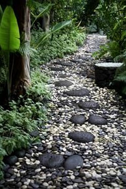River Bed In Backyard : If you like the simple elegance of these gardens, you will also like