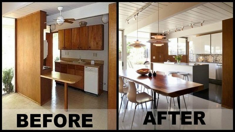 Eichler Network Kitchen Cabinets