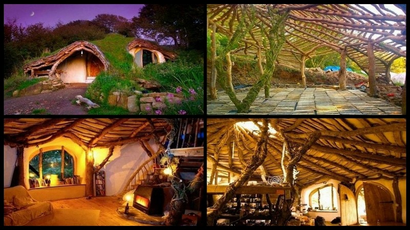 Are you a hobbit at heart or is a royal palace more your thing?