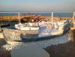 As far as creations made from old boats go, this has to be one of our favourites!