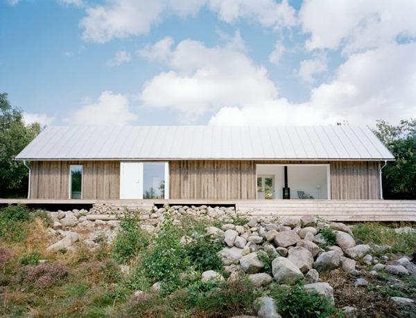A Summer Home - Mikael Bergquist Architects Ltd