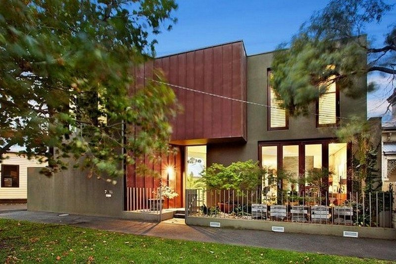 A Bachelor Pad in Melbourne