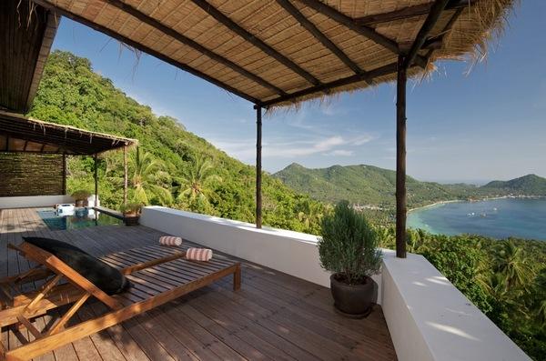 Tropical Beach Villa