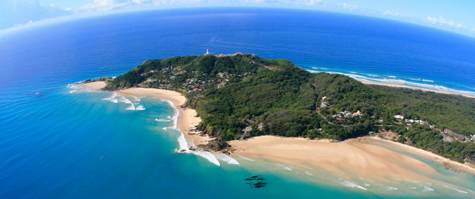 Byron Bay - fabulous beaches - spectacular hinterland...