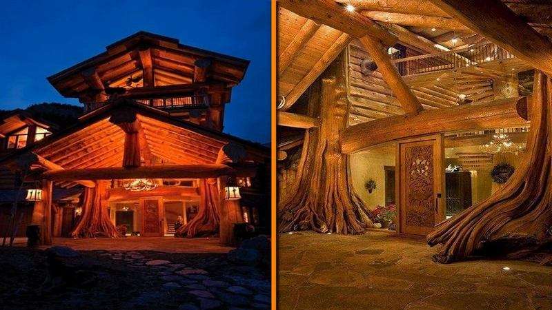 If log homes are 'your thing', this home is probably the equivalent of log home heaven.