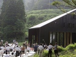 Australia House - a gallery / atelier for Australian artists in Japan