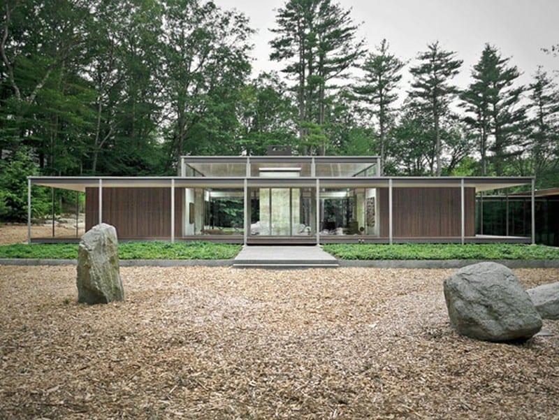Glass/Wood House – Kengo Kuma and Associates | The Owner-Builder ...