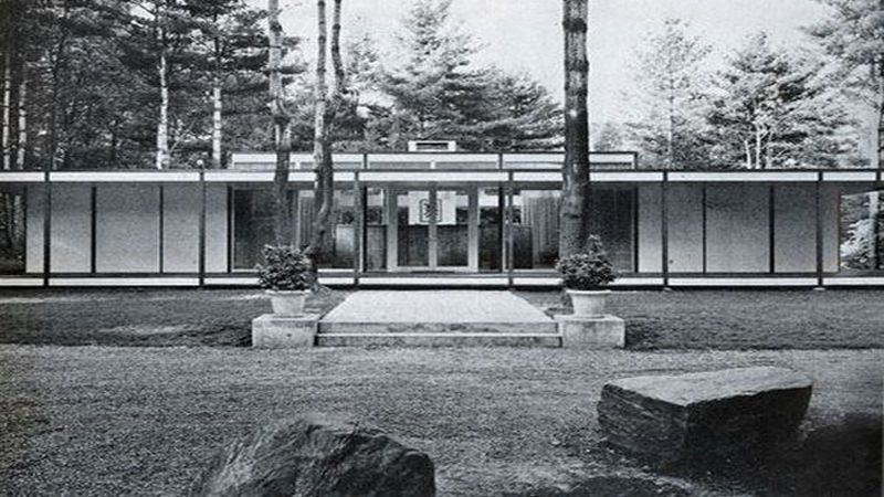 The original home by John Black Lee