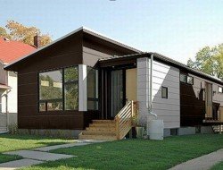 Small contemporary prefab home hive modular the owner for Hive modular prices