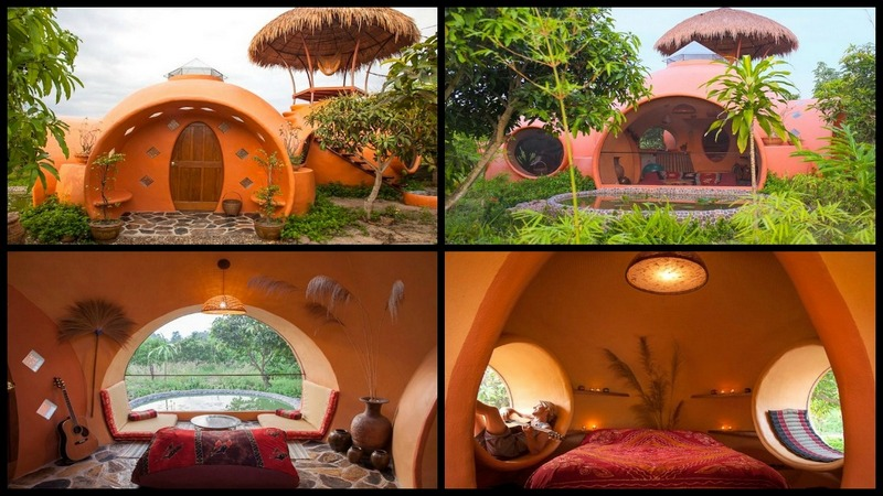 Thailand Dome House
