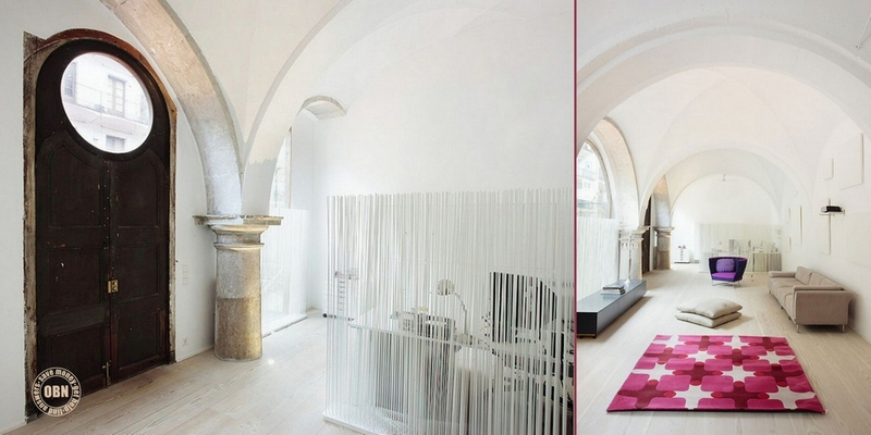 A cloister conversion in Barcelona