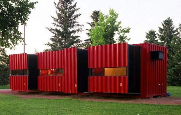 Mobile Dwelling Unit - LOT-EK