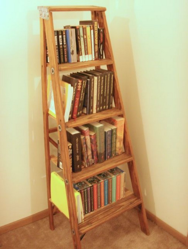 Unique Bookshelves For Your Home The Owner Builder Network