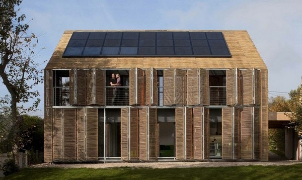 France's First Passivhaus