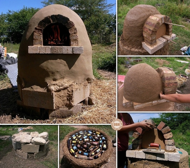 Diy cob pizza oven the owner builder network for How to make a cob oven