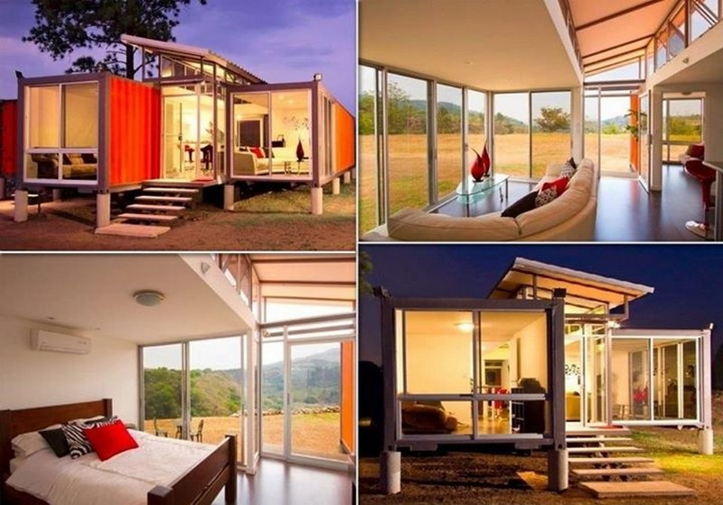 Shipping containers the owner builder network - Containers of hope ...