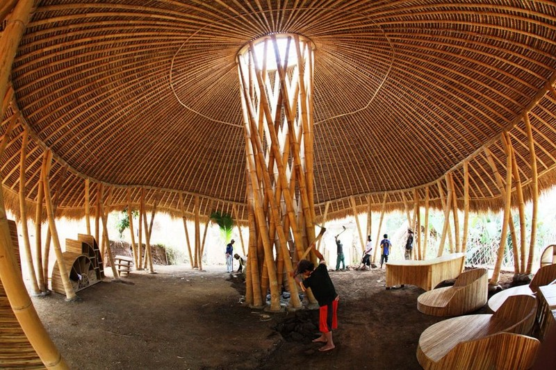 Bamboo in Construction | The Owner-Builder Network