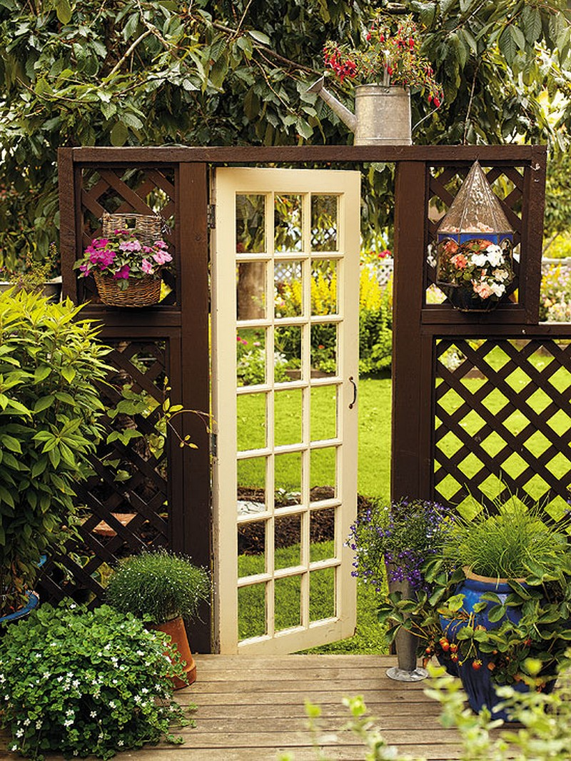 20 Beautiful Garden Gate Ideas Male Models Picture