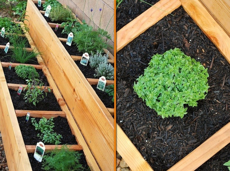 Container Herb Gardens And Other Herb Garden Ideas The
