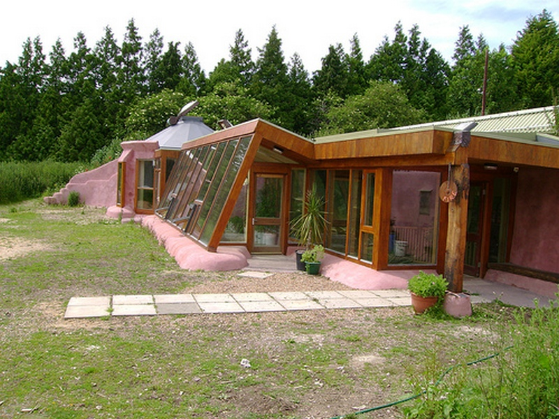 Earthship homes the owner builder network for Alberta house plans