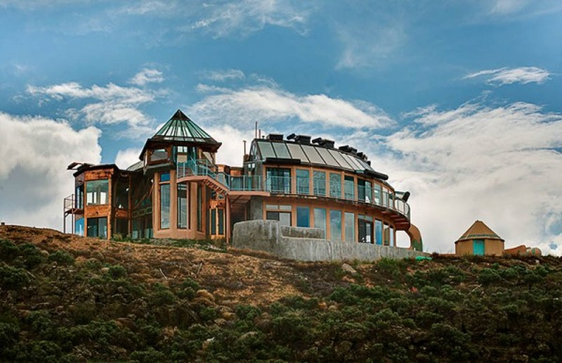 Earthship Homes The Owner Builder Network