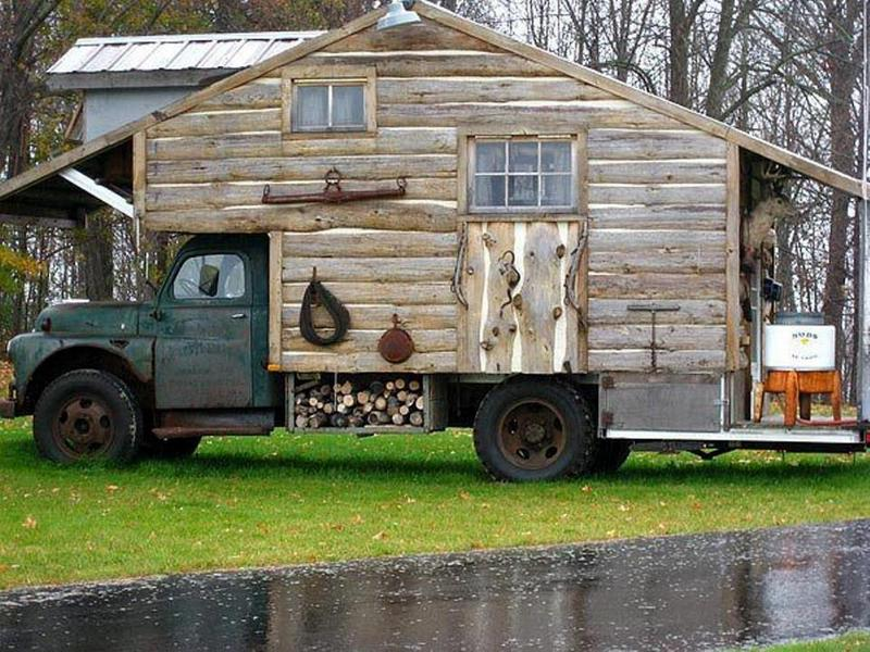 Is this the ultimate mobile home?