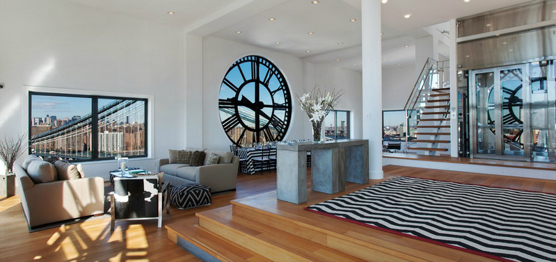 The Clock Tower - yours for just $18 million