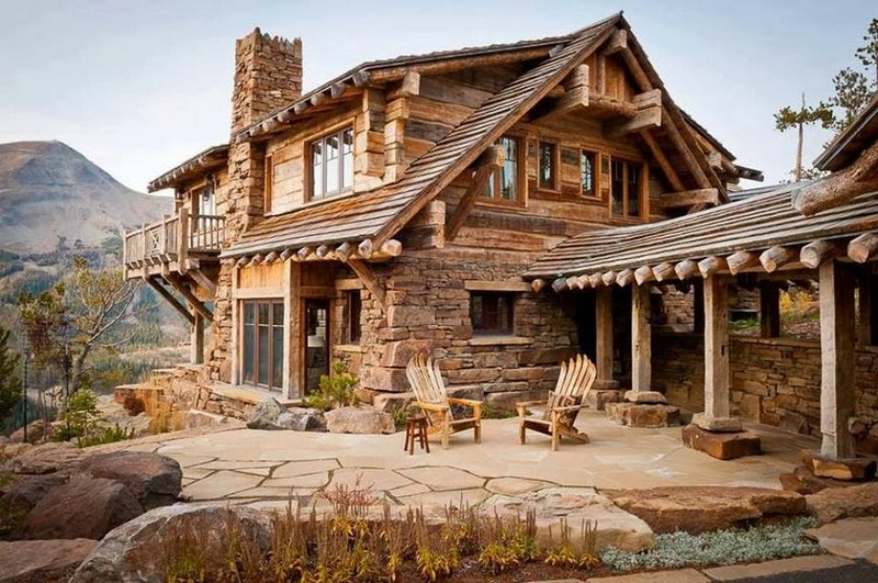 Cozy Rustic Cabins The Owner Builder Network
