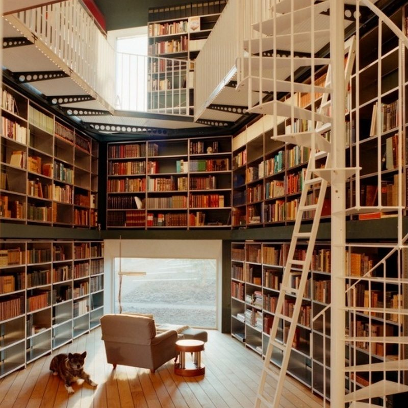 All you avid readers out there - does this space get the thumbs up?