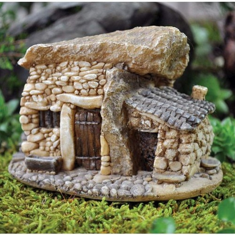 Fairy Garden Houses Diy  Interiors Design - Fairy house ideas diy