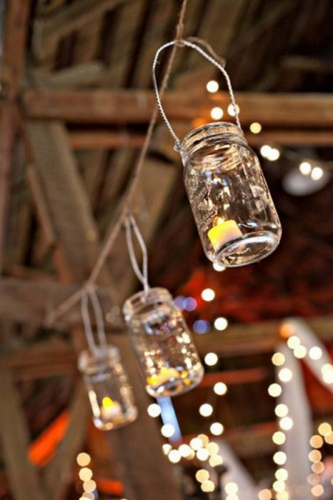 DIY Mason Jar Lantern | The Owner-Builder Network