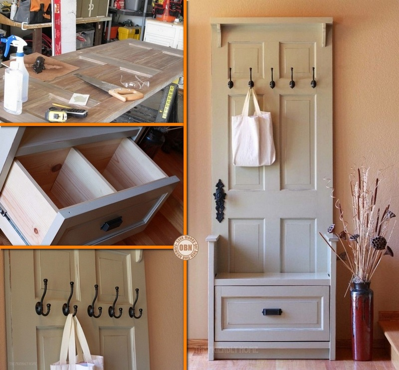 Diy Door Entry Bench The Owner Builder Network